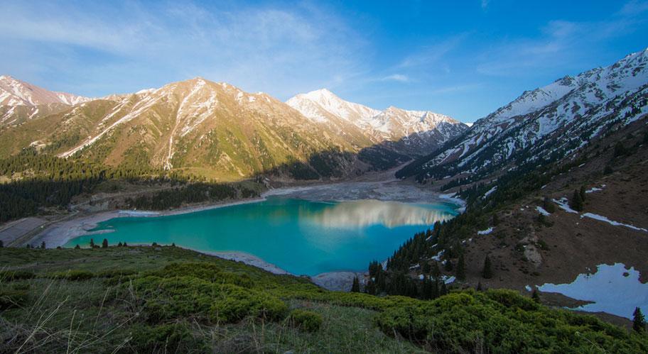 Tien Shan Gebirge Kasachstan
