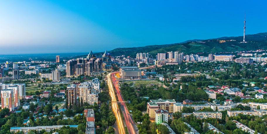 Almaty Reisen Kasachstan