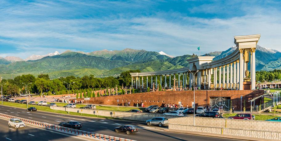 Almaty Rundreise