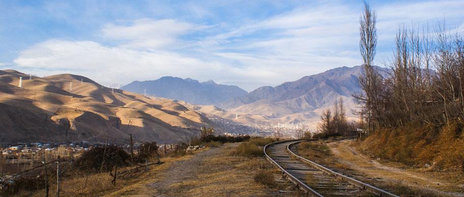 Bahnreise Seidenstrasse Empfehlung