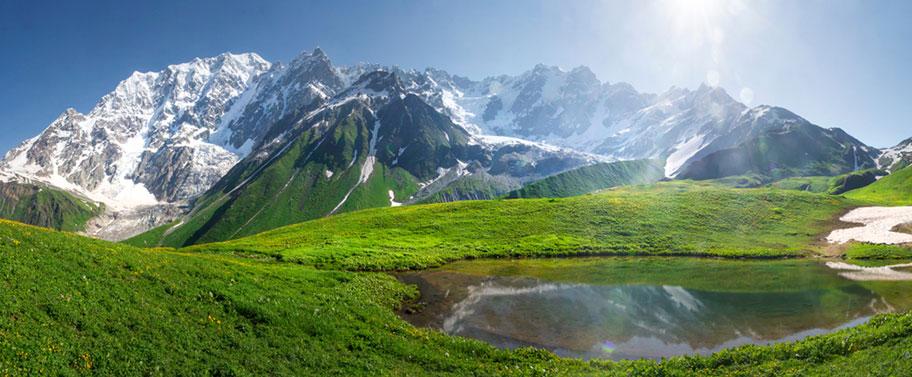 Georgien Trekkingreise buchen