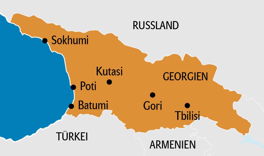 Georgien Ferien Reisetipps Landerinfos Vom Spezialisten