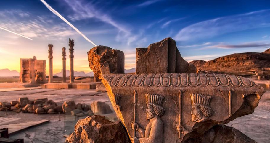 Persepolis Iran Kultur