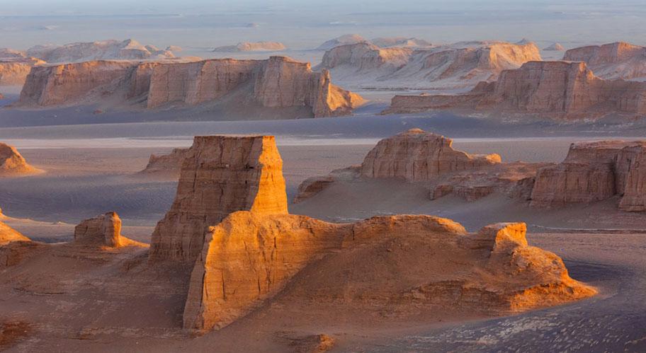 Iran Wüsten Tour Kalytus