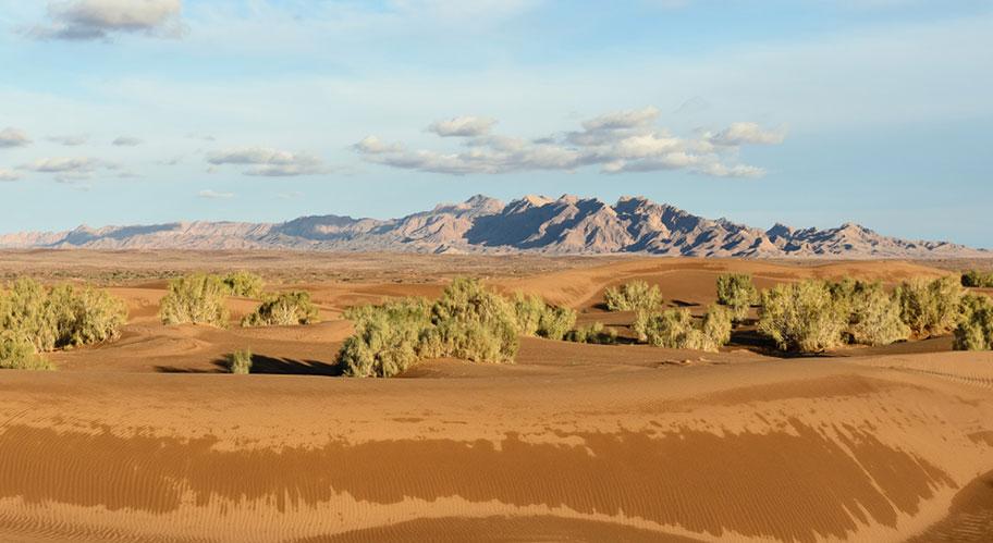 Kawir Wüsten Tour Iran