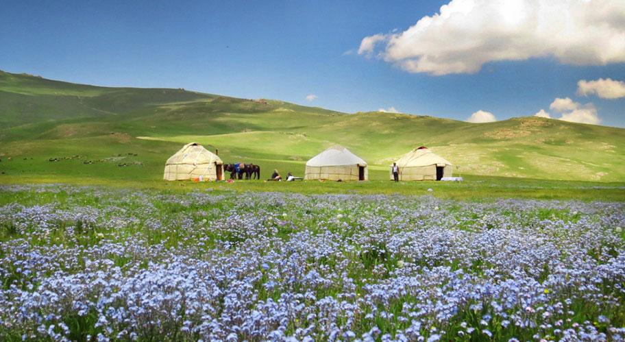 Kirgistan Naturreise buchen