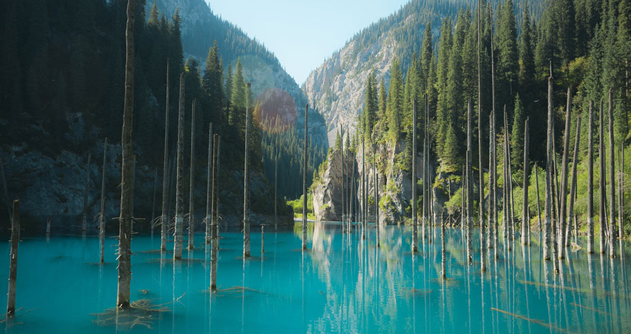 Nationalparks Kasachstan