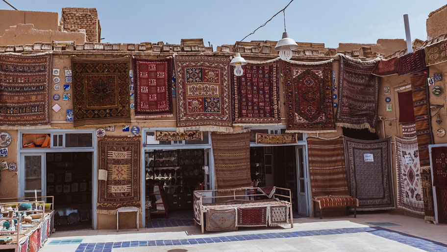 Perserteppiche im Iran