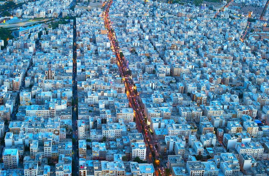 Seidenstrasse Rundreise buchen Teheran