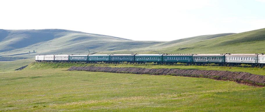 Seidenstrasse Zugreise buchen