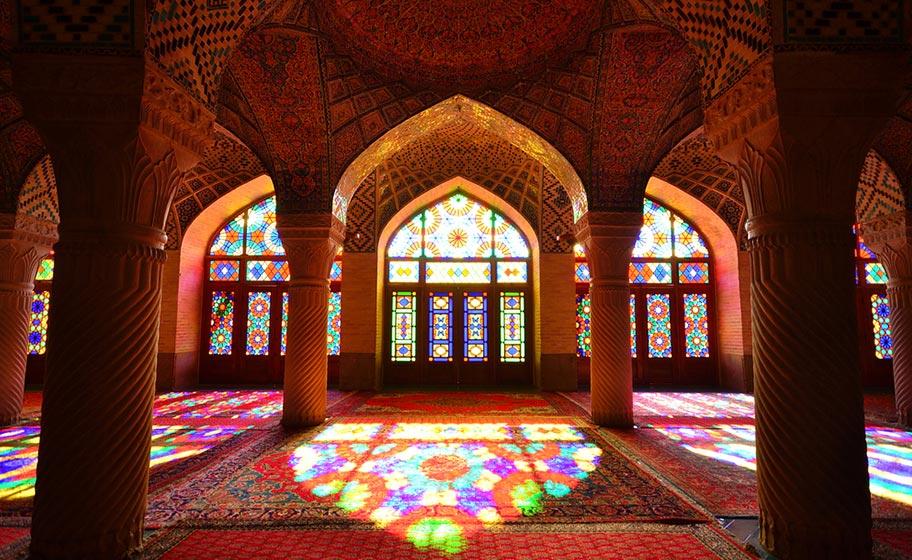 Pinke Mosche Shiraz
