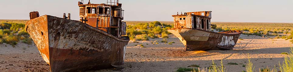 Aral See Reisen